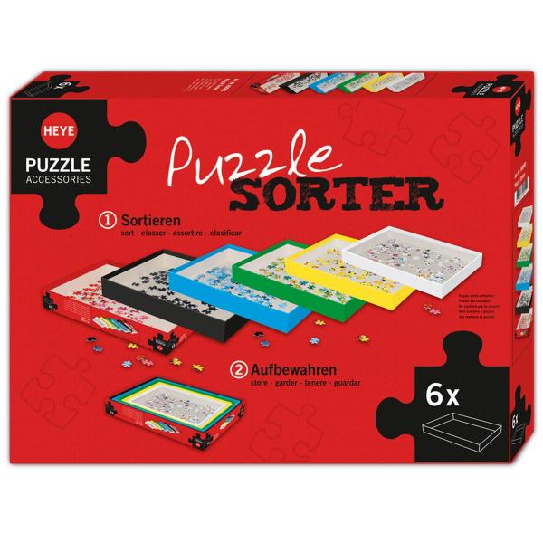 Heye Puzzle sorter 80590 - ODDO igračke