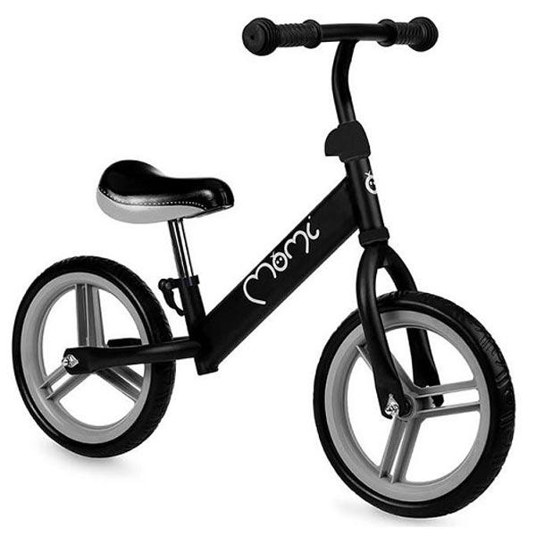 Balance Bike Momi Nash Black ROBI00009 - ODDO igračke