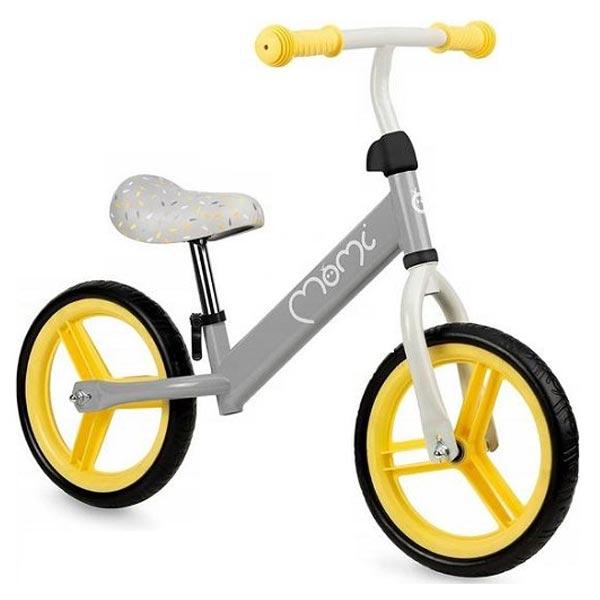 Balance Bike Momi Nash Yellow ROBI0002 - ODDO igračke