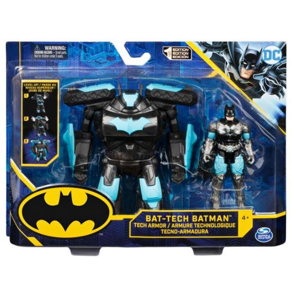 Batman akciona figura 10cm sa oklopom koji se transformiše SN6062759 - ODDO igračke