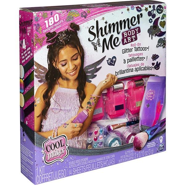 Spin Master Shimmer Me Tattoo Studio SN6061176 - ODDO igračke