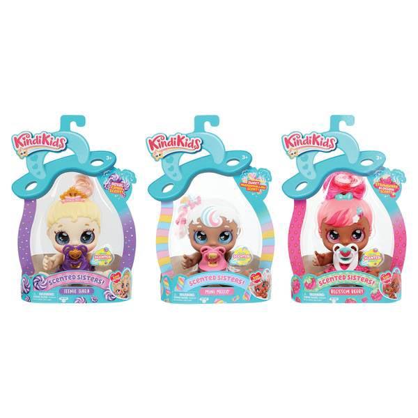 Kindi Kids Scented Nursery Baby Ass ME50124 - ODDO igračke