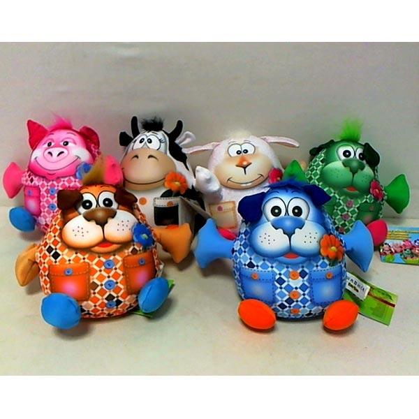 Plišana igračka Zabavni plišani prijatelji 20cm 22897 - ODDO igračke