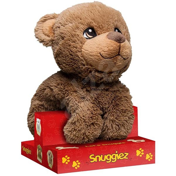 Plišani meda Brownie narukvica Snuggiez 20cm DKH8221 - ODDO igračke