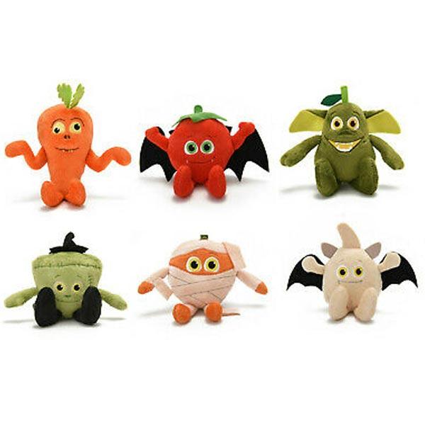 Plišane igračke Plišano horor povrće Misfits 10 cm 72452 - ODDO igračke