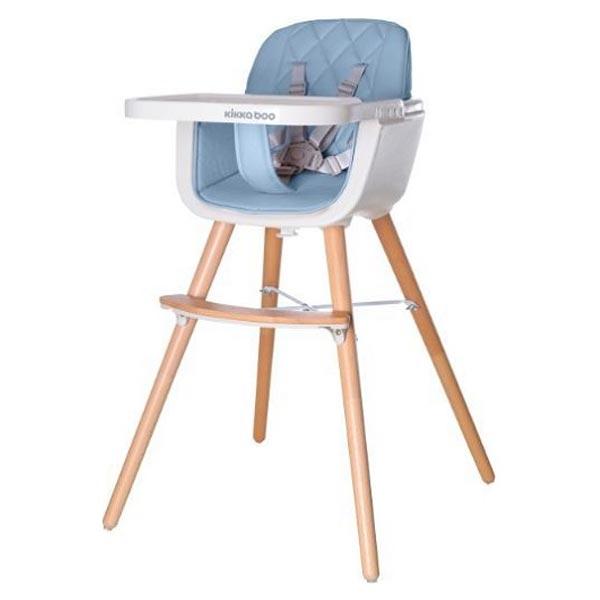 Hranilica stolica za hranjenje Woody 802 Blue 31004010084-802 - ODDO igračke