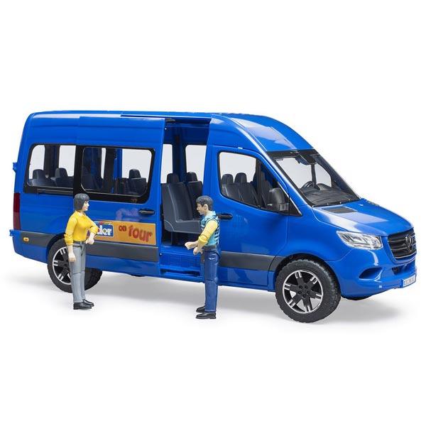 Bruder MB Sprinter kombi minibus sa vozačem i suvozačem 026707 - ODDO igračke