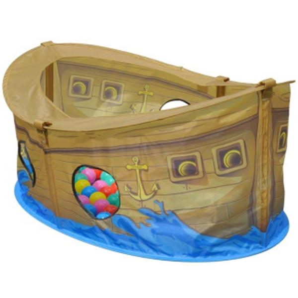 Piratski brod Skipper sa 50 loptica Knorr Toys 55320 - ODDO igračke
