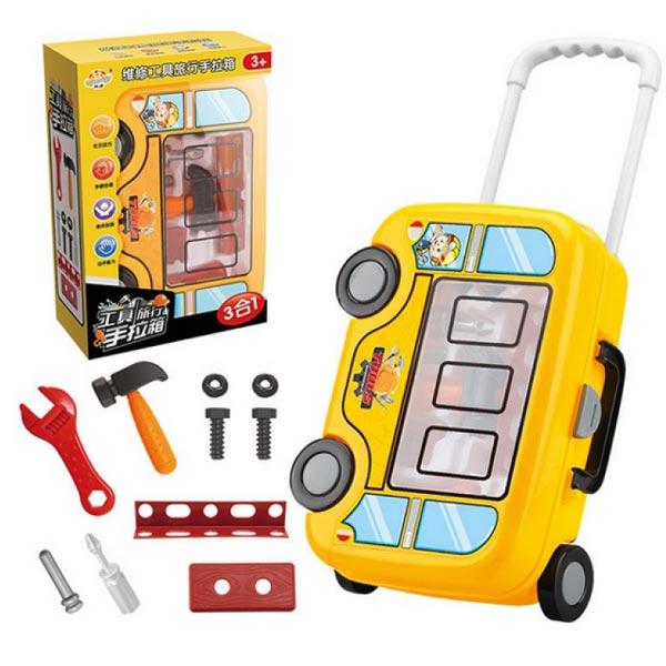 Kofer na točkićima sa alatom 30207 - ODDO igračke