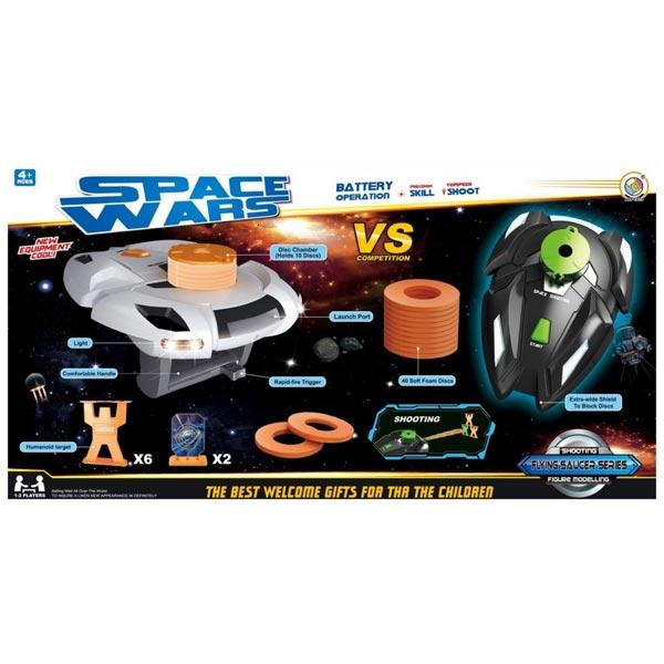 Set za gađanje Space Wars 59134 - ODDO igračke