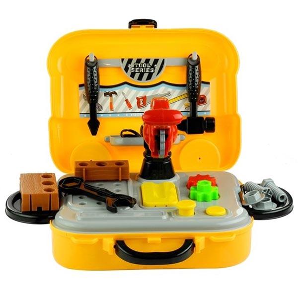 Kofer- ranac sa alatom za decu - 24 dela 59125 - ODDO igračke