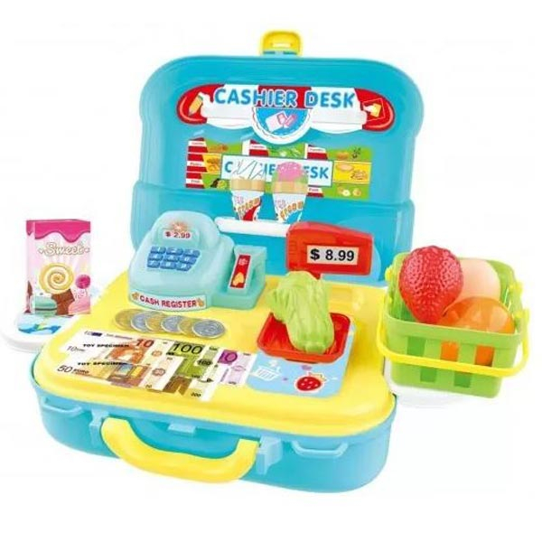Kofer ranac registar kasa 31 deo 59123 - ODDO igračke