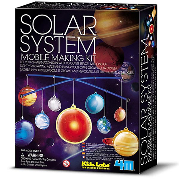 4M Maketa Solarni sistem 4M03225 - ODDO igračke