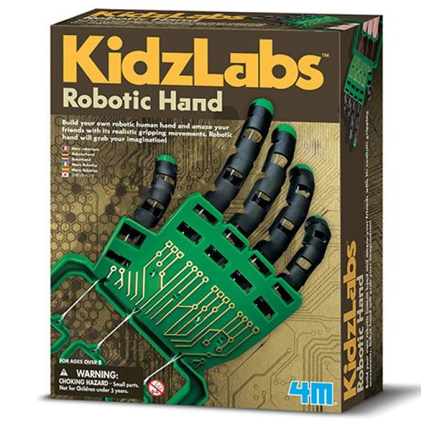 4M Maketa Robotic Hand robot ruka 4M03284 - ODDO igračke