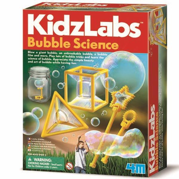 4M Bubble Science Laboratorija za mehuriće od sapuna 4M03351 - ODDO igračke