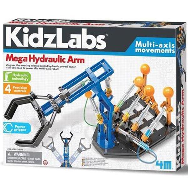 4M Mega hidraulična ruka 4M03427 - ODDO igračke