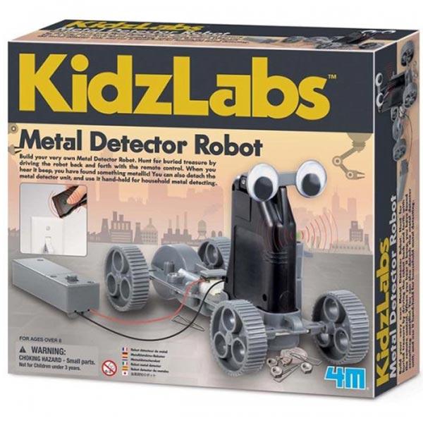 4M Metal Detector Robot 4M03297 - ODDO igračke