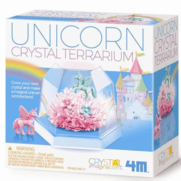 4M Jednorog kristalni terarijum 4M03923 - ODDO igračke