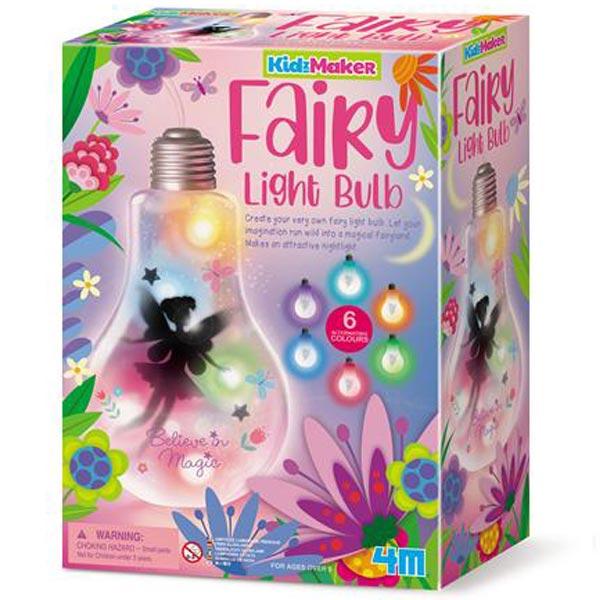 4M Fairy Light Bulb Vilina svetleća sijalica 4M04772 - ODDO igračke