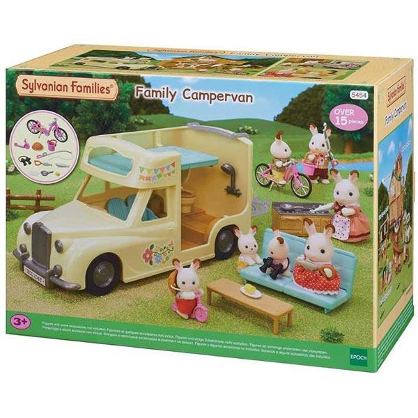 Sylvanian Family Campervan EC5454 - ODDO igračke