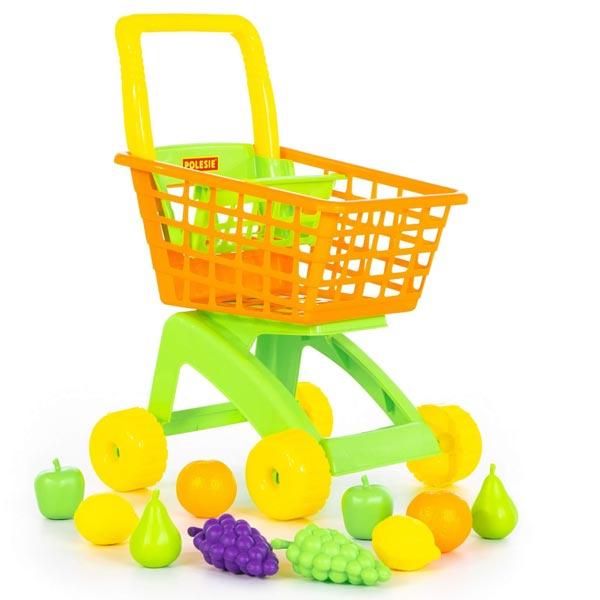 Market kolica sa hranom Polesie 061911 - ODDO igračke