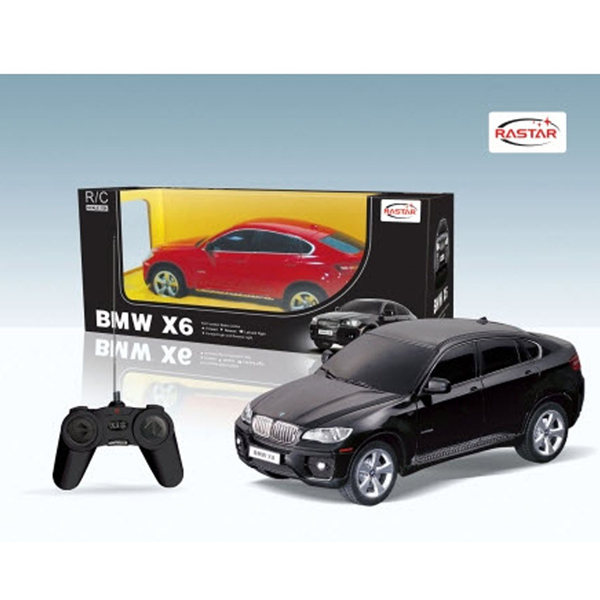 Rastar RC BMW X6 1:24 RS03539 - ODDO igračke