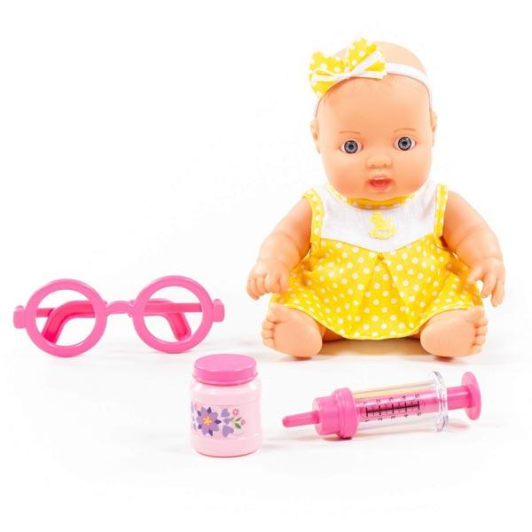 Lutka beba 24cm i doktor set Polesie 078308 - ODDO igračke