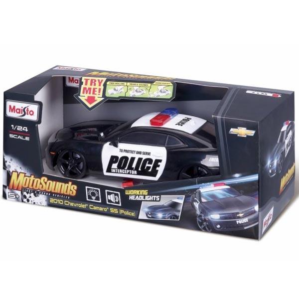 Automobil Maisto 1:24 MotoSounds Chevrolet Camaro 81236 - ODDO igračke