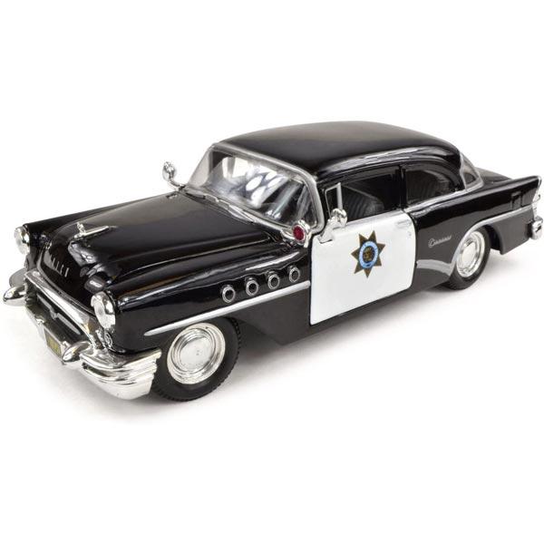 Metalni model autića 1:24 1955 Buick Century Maisto 31295 - ODDO igračke
