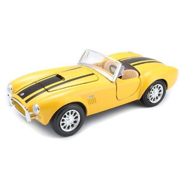 Metalni model autica 1:24 1965 Shelby Cobra 427 Maisto 31276 - ODDO igračke