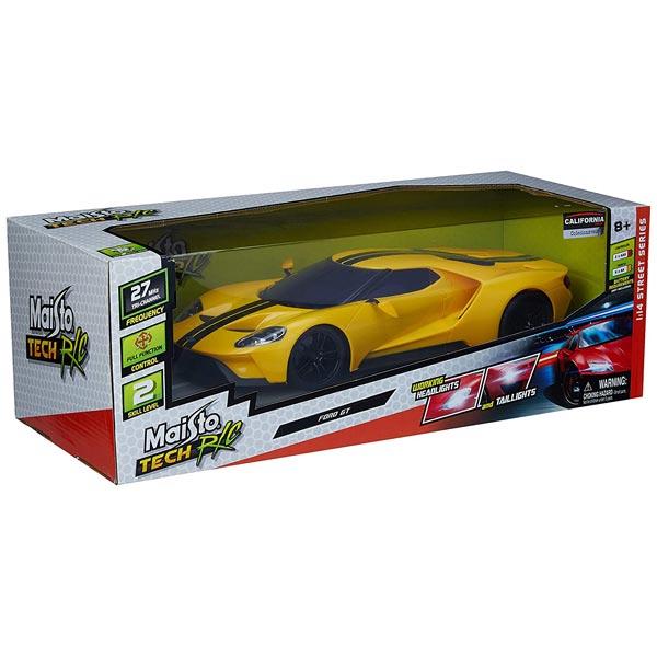 Automobil R/C Maisto 1:14 Ford GT 81273 - ODDO igračke