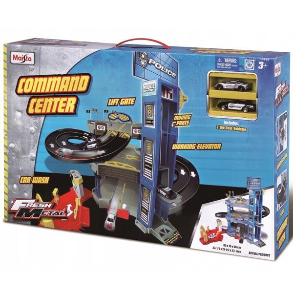 Maisto Staza Command Center 11369 - ODDO igračke