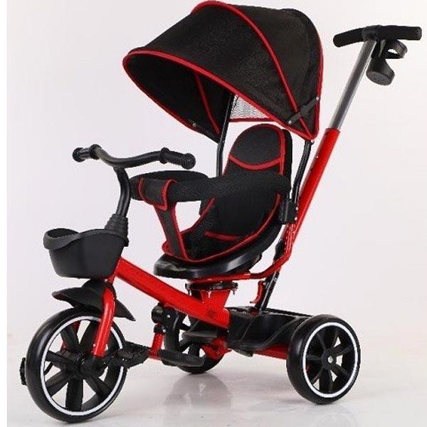 BBO Dečiji Tricikl Dynamic T700 Red - ODDO igračke