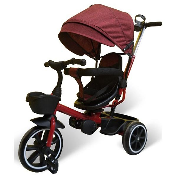 BBO Dečiji Tricikl Dynamic T700 Red Melange  - ODDO igračke