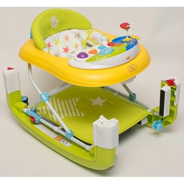 Baby Bear Origin Dubak/Klackalica Funride zeleni W1015RA2ZE - ODDO igračke