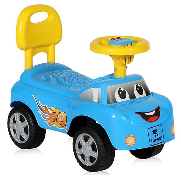 Lorelli Guralica Ride-On Auto My Friend Blue 10400040003 - ODDO igračke
