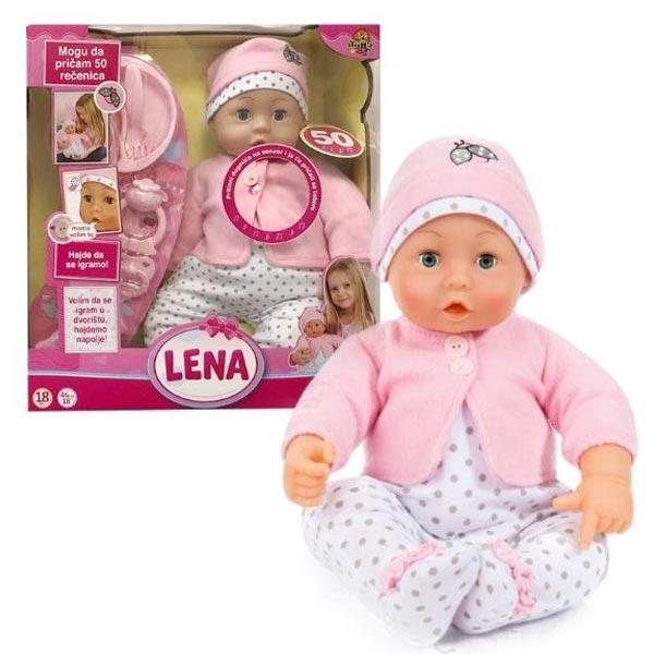 Interaktivna lutka Lena 50 rečenica 54/40810 - ODDO igračke
