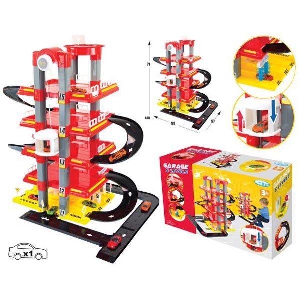 Garaža 5 nivoa Mochtoys 04/12012 - ODDO igračke