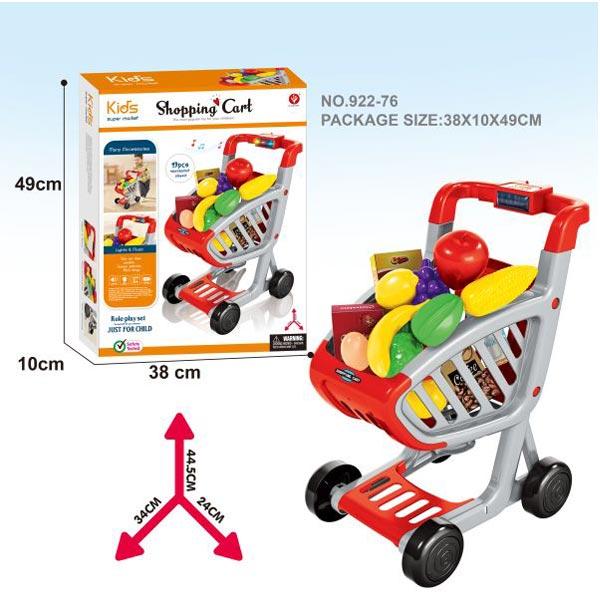 Market kolica 922-76 47/70278 - ODDO igračke