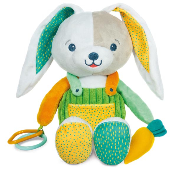 Clementoni Baby Benny the Bunny Zeka CL17419       - ODDO igračke