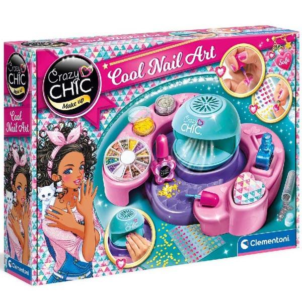 Crazy Chic Cool Nail Art set CL18599 - ODDO igračke