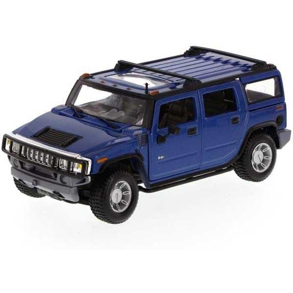Maisto Metalni model autića 1:24 2003 Hummer H2 SUV 31231 - ODDO igračke