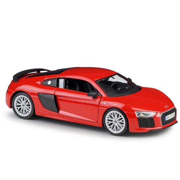 Maisto Metalni model autica 1:24 Audi R8 V10Plus 31513 - ODDO igračke