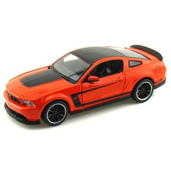 Maisto Metalni model autica 1:24 Ford Mustang Boss 302 31269 - ODDO igračke