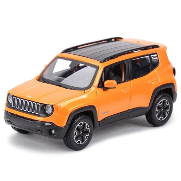 Maisto Metalni model autica 1:24 Jeep Renegade 31282 - ODDO igračke
