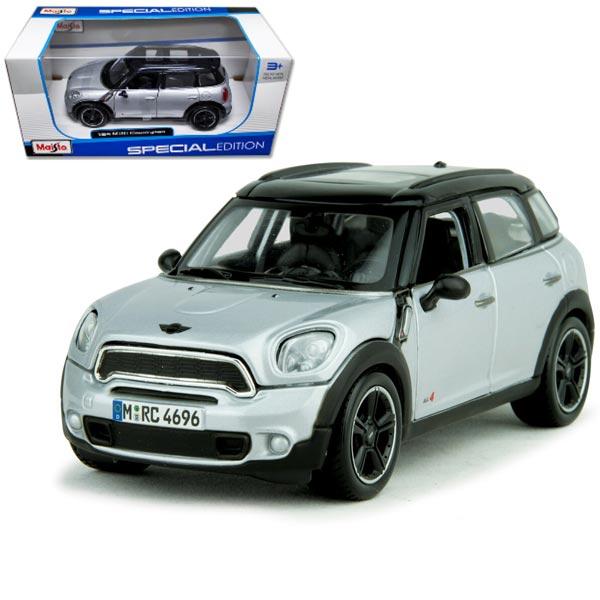 Maisto Metalni model autica 1:24 Mini Countryman 31273 - ODDO igračke
