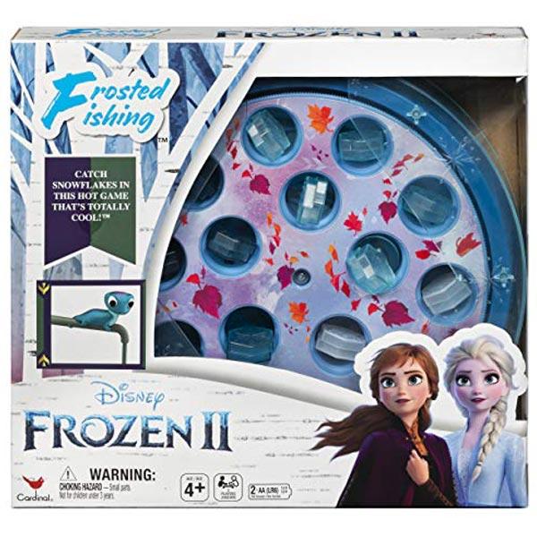 Društvena igra pecanja Fishing Game Frozen SN6054132/1   - ODDO igračke
