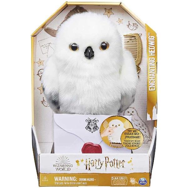 Harry Potter sova Heedviga SN6061829 - ODDO igračke