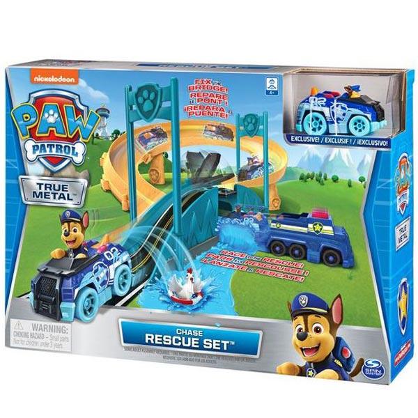 Paw Patrol Policijski spasilački set SN6060297 - ODDO igračke