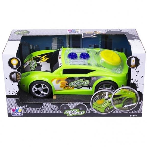 Auto Power Team Beat Speed 24cm zvuk i svetlo 34446-9 - ODDO igračke